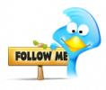follow me buttons