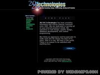 2020tech.com - Web Design by 20/20 Technologies