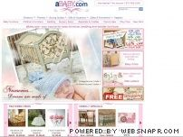 ababy.com - Baby furniture, nursery furniture, baby cribs, kids bedding