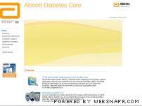 abbottdiabetescare.com - Abbott Diabetes Care