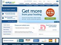 access.aplus.net - Web Hosting: Dedicated & Shared Website Hosting Solutions - Aplus.net