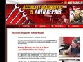 accuratediagnosticsaz.com - Accurate Diagnostic & Auto Repair - Phoenix, AZ- Welcome