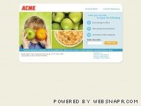 acmemarkets.com - Acme