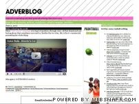 adverblog.com - Adverblog - interactive marketing and other great advertising ideas