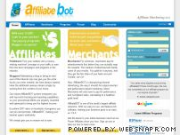 affiliatebot.com - AFFILIATE PROGRAMS - The Monster of Affiliate Marketing Network