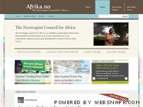 afrika.no - Afrika.no: The Norwegian Council for Africa