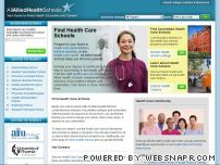 allalliedhealthschools.com - All Allied Health Schools - Health Care Career Guide | Find Medical Billing Schools, Medical Assistant Schools & More