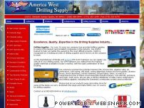 americawestdrillingsupply.com - Drilling Supplies