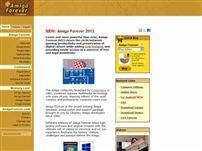 amigaforever.com - Amiga Forever - Home of Amiga Emulators, Games, History and Support Since 1997