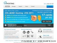 anhosting.com - Web Hosting from AN Hosting