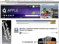 applesfera.com - Mac, iPhone, iPod, Apple. Applesfera
