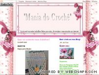 artecroche.blogspot.com - *MANIA DO CROCHÊ*