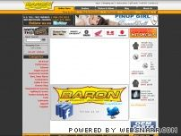 baronscustom.com - Motorcycle Parts and Accessories by Baron Custom Accessories for your Yamaha, Honda, Kawasaki, Suzuki, or Harley Davidson