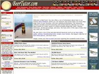 beertutor.com - BeerTutor.com Beer Appreciation and Information