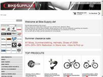 bike-supply.de - BIKE-SUPPLY.DE Onlineshop für Fahrrad Mountainbikes Trekkingrad Rennrad