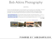 bobatkins.com - Bob Atkins - Digital Photography - Camera Reviews - Lens Tests - Canon EOS FAQ - Nature - Wildlife - Gallery