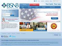 bsnb.com - Ballston Spa National Bank : Your bank. Your way.