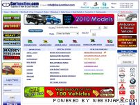 carjunction.com - Japanese used vehicles, cars for sale - online exporter of cheap and budget  vehicles from Japan