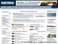 carstereo.com - CarStereo.com - Car Stereo is the #1 Car Audio Online Resource