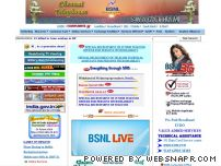 chennai.bsnl.co.in - Chennai Telephones,Bharat Sanchar Nigam Limited(BSNL),India-Everything aboutChennai Telephones