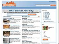 citydictionary.com - City Dictionary - The Dictionary with Local Flavor