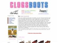 clogsboots.com - Dansko Clogs - Boots, Sandals, Dansko Shoes Professional