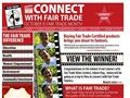 connectwithfairtrade.org - Fair Trade Certified | Transfair USA | Fair Trade Month, October 2007