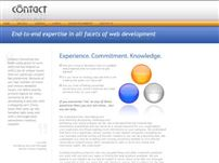 contactconsulting.com - Scottsdale, Arizona web site development consulting experts
