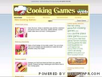 cookinggames.tv - Cooking Games