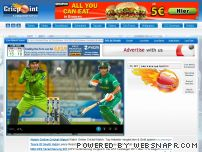 cricpoint.com - India | Pakistan Live Cricket Match Cricket Live Score News Updates