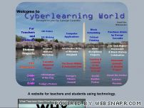 cyberlearning-world.com - Welcome to Cyberlearning World by George Cassutto