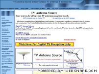 dennysantennaservice.com - TV Antenna Source Indoor/Outdoor TV Antennas - digital/HDTV