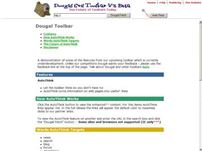 dougaltoolbar.com - Dougal Evil Toolbar Version 3 Beta