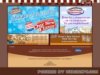 dreyers.com - Dreyer's Grand Ice Cream