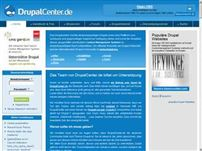 drupalcenter.de - Drupal Center | Deutschsprachige Community
