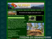 elkspringsresort.com - Gatlinburg Cabins in Gatlinburg TN - A Luxury Cabin Rentals Resort