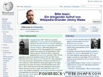 en.wikipedia.org - Wikipedia, the free encyclopedia