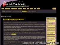 enchantrix.org - Enchantrix addon for World of Warcraft