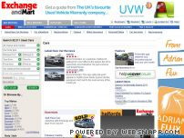 exchangeandmart.co.uk - Buy used cars | New cars | Second hand cars - exchangeandmart.co.uk