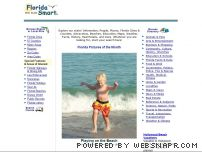 floridasmart.com - Florida Travel, Attractions, Real Estate, Education, Cities, Businesses, Shopping, Sports, Pictures, Beaches, Facts...