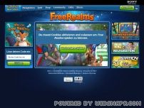 freerealms.com - Free Realms - Welcome To Free Realms