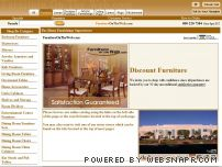 furnitureontheweb.com - Furniture On The Web, Discount Furniture