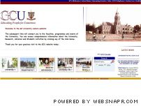gcu.edu.pk - .:.GC University Lahore