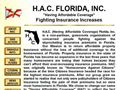 hacfl.org - HAC Florida homeowners protesting increases in property insurance ...