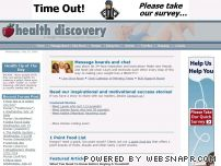 healthdiscovery.net - Weight Watchers Support Network
