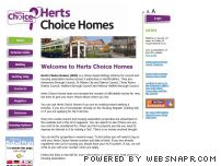 hertschoicehomes.org.uk - Herts Choice Homes