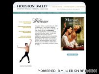houstonballet.org - Houston Ballet