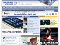 hwupgrade.it - Hardware Upgrade - Il sito italiano sulla tecnologia - www.hwupgrade.it