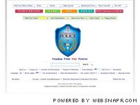 hyderabadpolice.gov.in - Official Website of Hyderabad Police