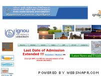 ignoukolkatarc.com - Welcome to Official Website of IGNOU Regional Centre Kolkata